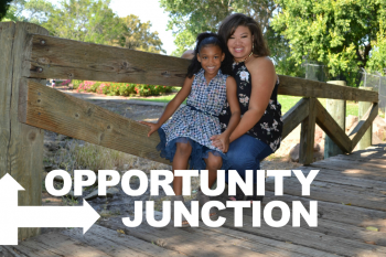Meet Kiana, Opportunity Junction Alumna